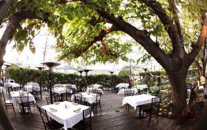 Shenandoah at the Arbor Fine Dining Restaurant